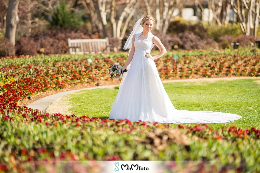 Dallas Arboretum Wedding Photographer MnMfoto ...