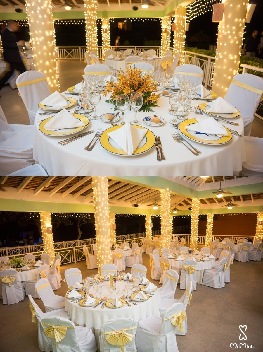 Jamaica Wedding At Iberostar Montego Bay Shazana And Jameel 187 International Wedding