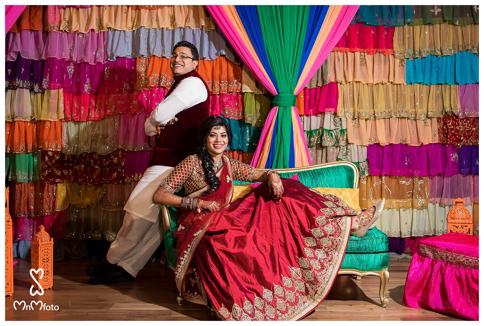 Gujrati Indian Wedding Little Rock Arkansas Noahs Mehndi