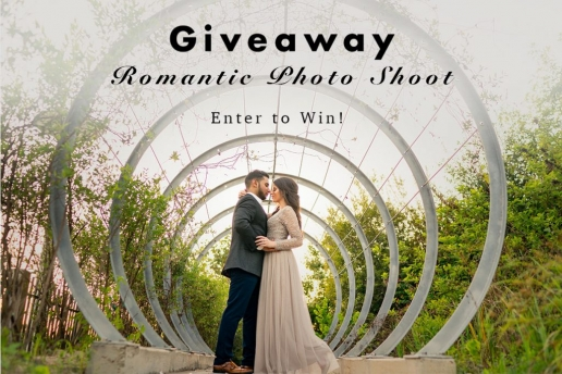 luxury romantic engagement photo shoot giveaway mnm photography