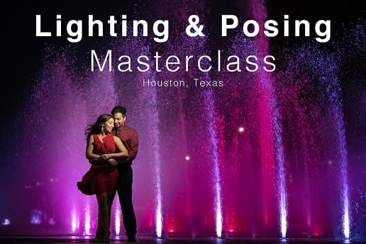 lighting and posing workshop houston wedding photographers