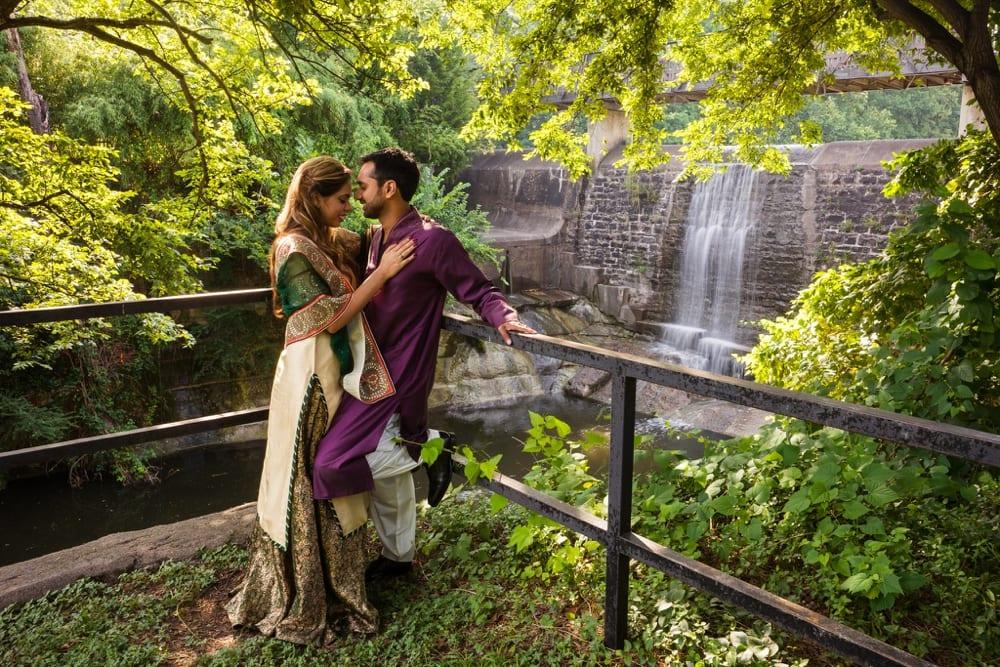 Dallas Engagement Portrait Session In Highland Park