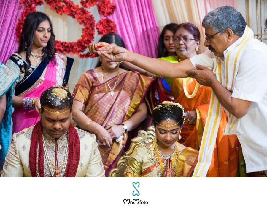 Telugu Indian Wedding at Noah's Event Center in Dallas